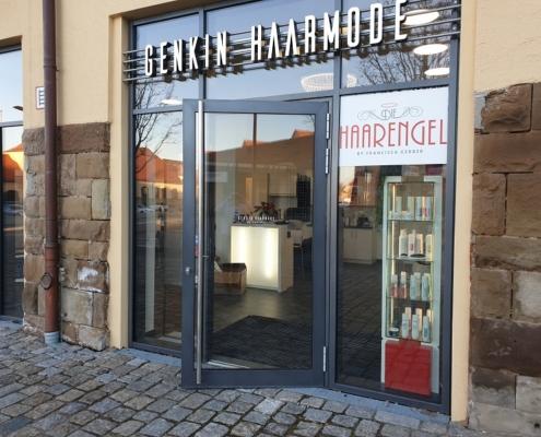 Haar-Engel Standort Stuttgart
