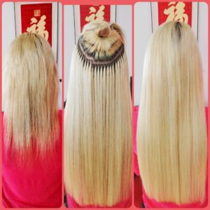 Haarverlängerung-vorher-nachher